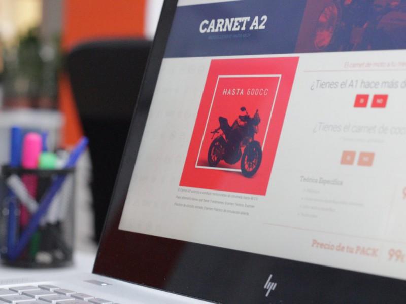 Carnet de moto en SOY18: La vida sobre dos ruedas