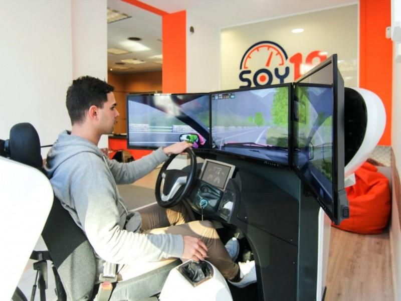 Simuladores de conducción, un complemento perfecto para las autoescuelas