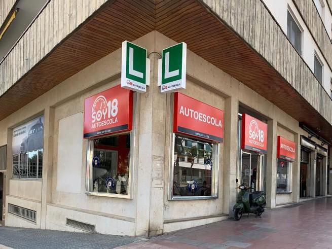 Autoescuela SOY18 Tarragona abre sus puertas