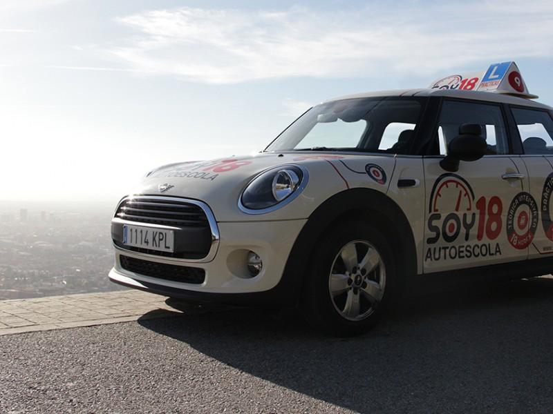 Autoescuela SOY18 llega a El Carmel con su primera franquicia